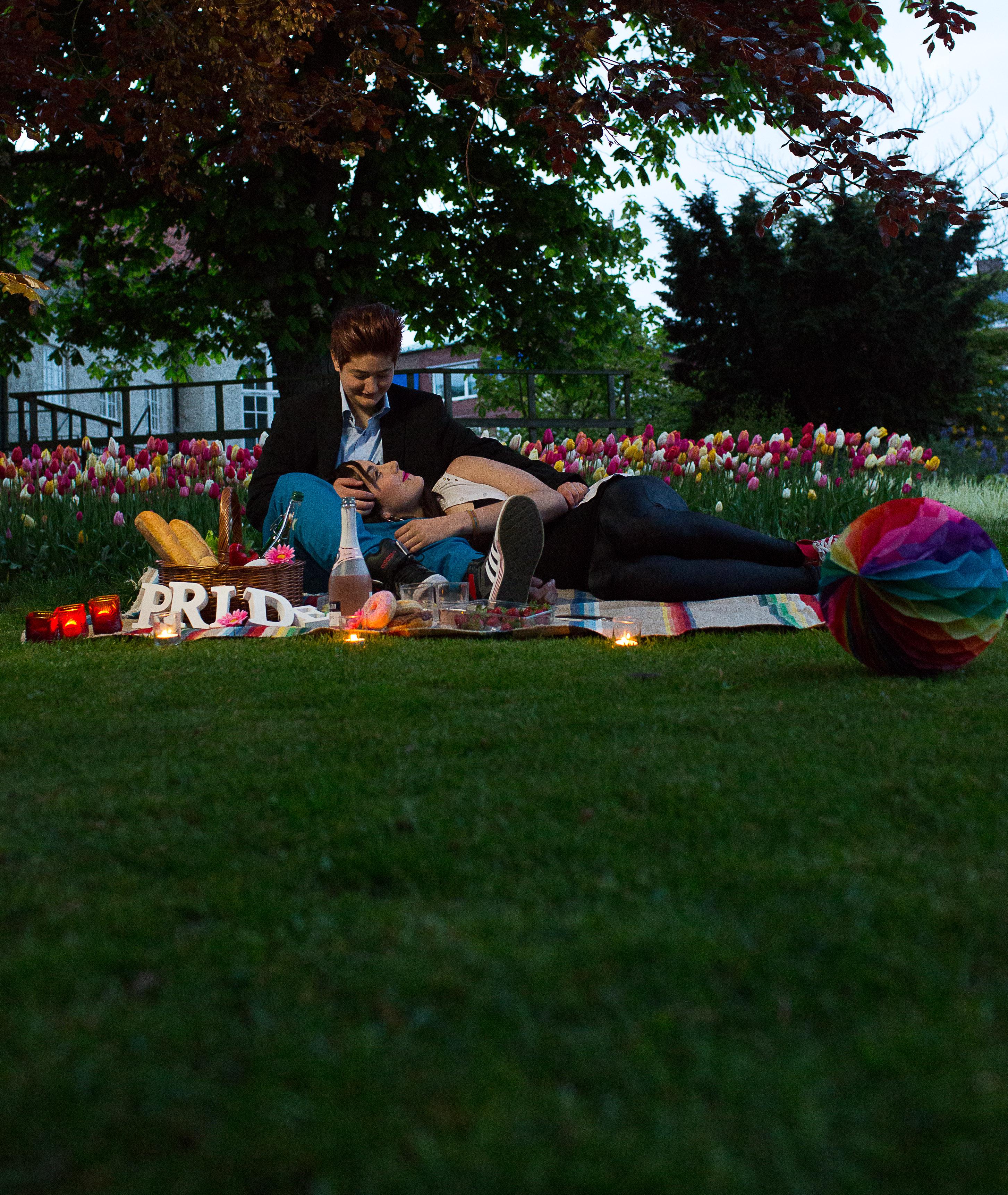 pride falkenberg - pressfoto